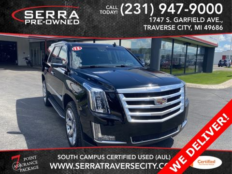 Pre-Owned 2015 Cadillac Escalade Luxury 4WD 4D Sport Utility