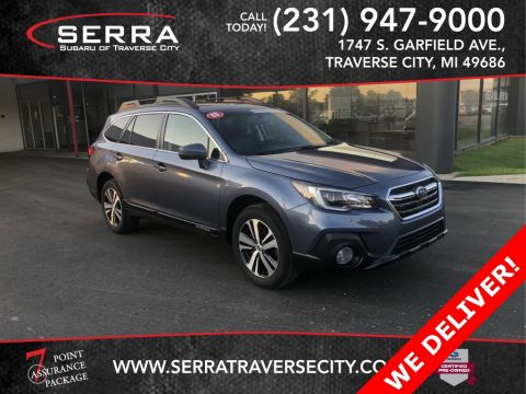 Certified Pre-Owned 2018 Subaru Outback 2.5i AWD 4D Sport Utility