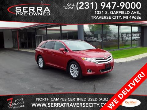 Pre-Owned 2015 Toyota Venza XLE FWD 4D Sport Utility