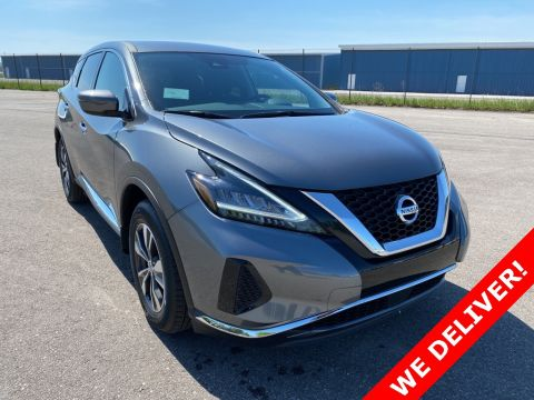 New 2020 Nissan Murano S AWD 4D Sport Utility