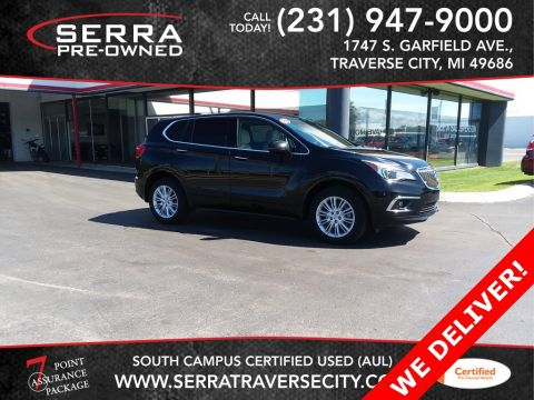 Pre-Owned 2017 Buick Envision Preferred AWD 4D Sport Utility